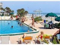 Ocean side pools.