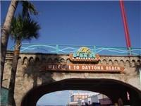 Main Street Pier Entrance