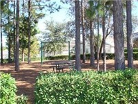 Florida Pines Playground and picnic area