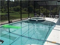 Sparking pool and spa