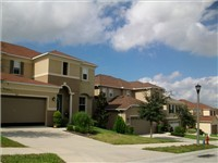 Single Family Homes in a nice community
