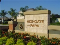 Highgate Park Subdivision  Properties