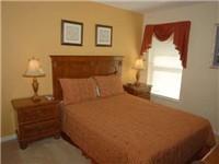Queen Bedroom / King Bedroom not shown