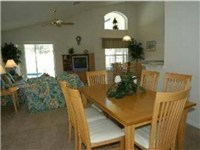 Dinning area / Cathedral Ceilings Spacious feeling