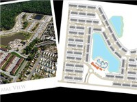 Aerial view of Regal Oaks