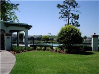 Clubhouse and Pool area