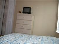 Twin bedroom view 2