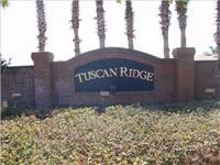 Tuscan Ridge Subdivision  Properties