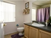 Lovely bathroom suite