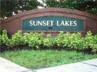 Sunset Lakes Entrance