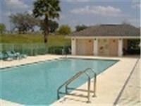 Community pool in development