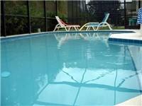 Lovely Sparkling Pool
