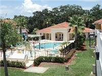 Lake Berkley Resorts Pool and Clubhouse