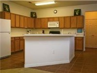 Large and spacious fully equipped kitchen