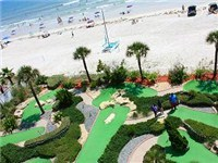 Oceanside mini golf