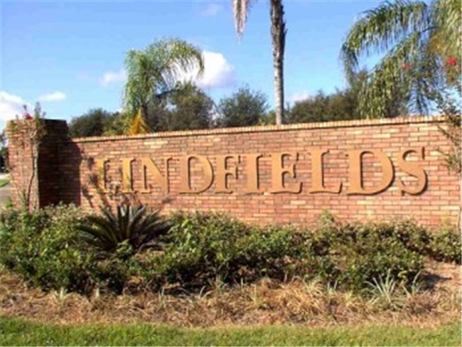 Lindfield's entrance off of Hwy. 192