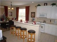 Kitchen and bar