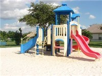 Orange Tree Playground on property