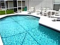 Nice sparkling pool