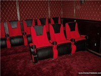 Relaxing movie seats
