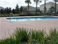 Westhaven's community pool on grounds