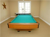 Tuscan Hills Game Room