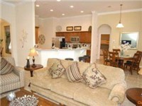 Spacious home with two living areas. Living area #1
