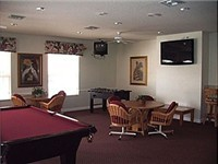 Game Room with TV's