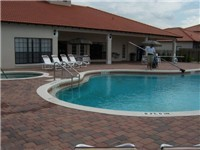 Clubhouse and Pool