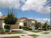 Bella Toscana Community of single family homes.