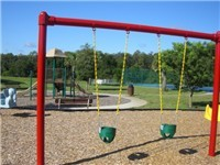 Highgate Park Playground Swings