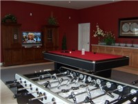 Club House Game Room