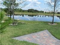 Lovely lake for morning or evening walks
