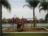 Seasons Play area on lake