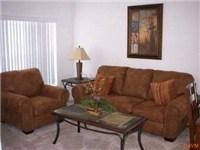 Lounge area / Second living area