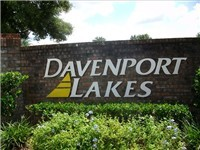 Davenport Lakes Subdivision  Properties