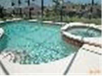 Very large and lovely pool and spa. New picture coming soon!