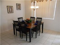 Dinning area / one of two