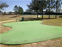 Indian Creek Mini Golf. There's also Tennis Court, Basketball and Volley Ball Court.