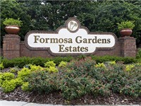 Formosa Gardens Estates / Close to Disney's main gates and a very upscale community.