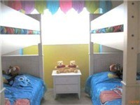 Bunk Room with double bunks