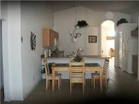 Kitchen dinette area