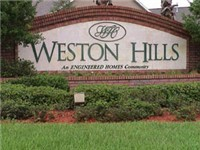 Weston Hills Subdivision  Properties