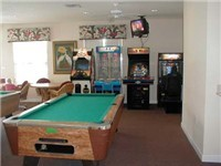 Pool Tables and Games Room