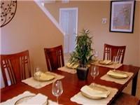 Formal Dinning Room.