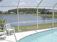 Glorious views from your pool deck