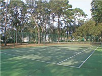 Indian Ridge Oaks tennis courts