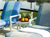 Relax and unwind on your beautiful deck with lovely views of the lake