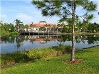 Terra Verde Resort with it's stocked Lake