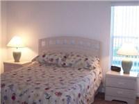 One of Two Queen Bedrooms